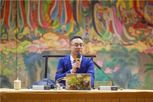 专题讲座16|王颂教授作专题学术讲座:佛教的历史观