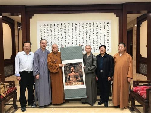 新闻|山西省大同市佛教协会参访团参访七塔禅寺