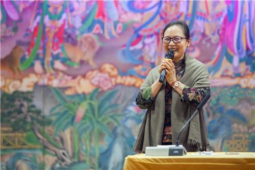 新闻|七塔禅寺举办第二届抄经培训班