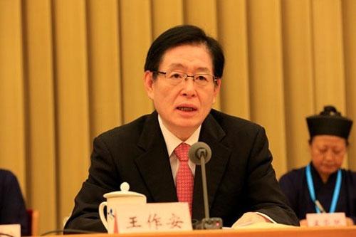 国宗局局长王作安:做好新形势下宗教工作的行动指南