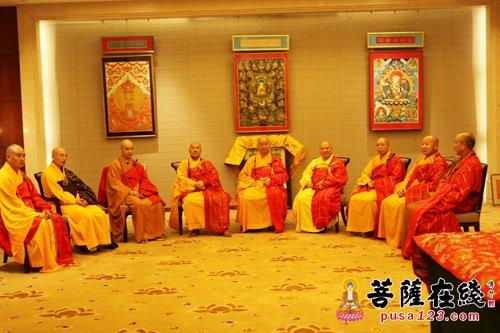 三大语系盛会——2016中国佛教讲经交流会隆重开幕