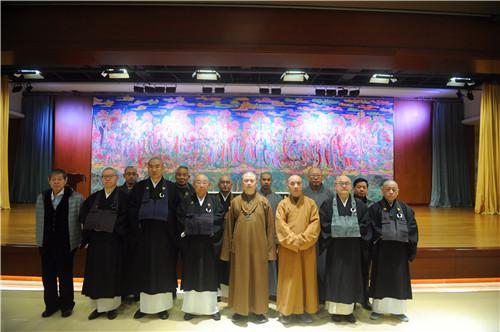 新闻|日本东北福祉大学校长大谷哲夫参访七塔禅寺